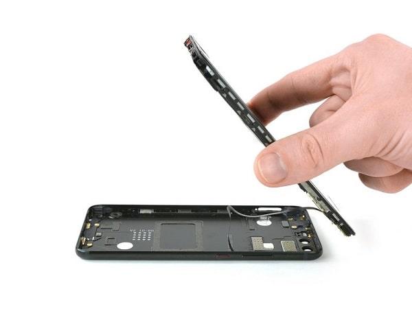 Huawei P10 szétszerelve 5-min