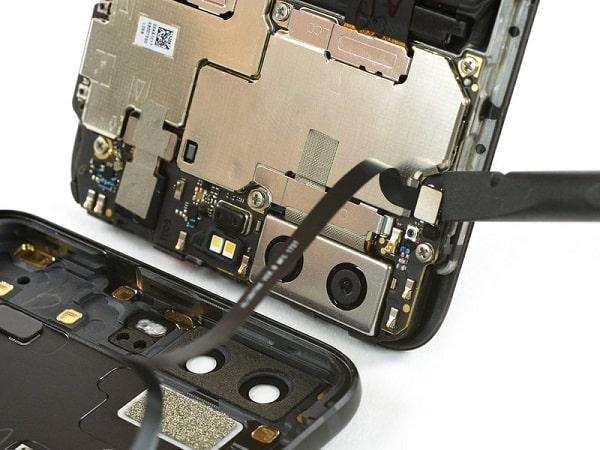 Huawei P10 szétszerelés