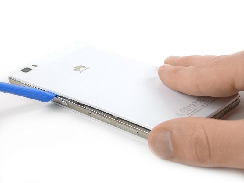 Huawei P8 hátlap csere