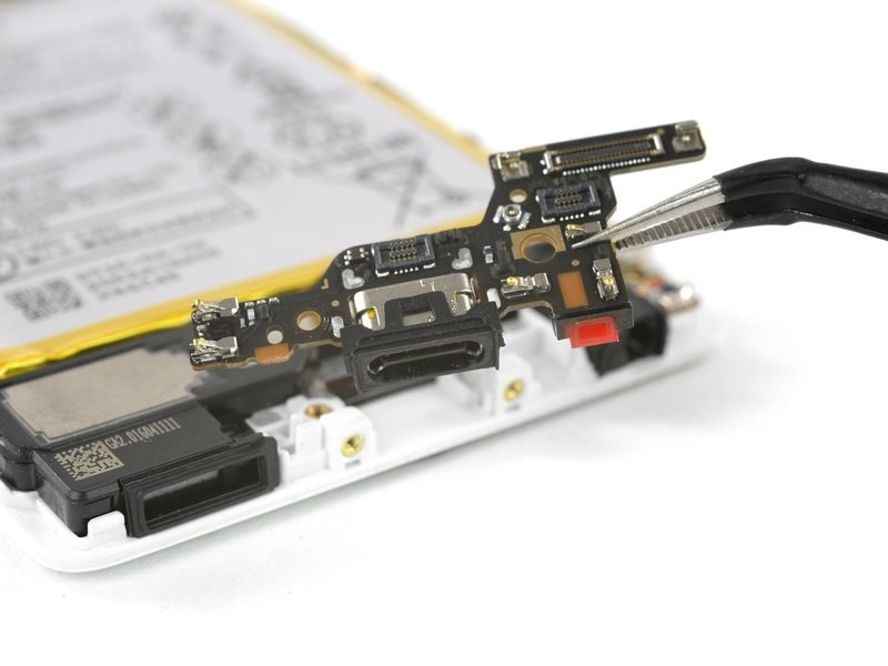 Huawei P8 USB csere