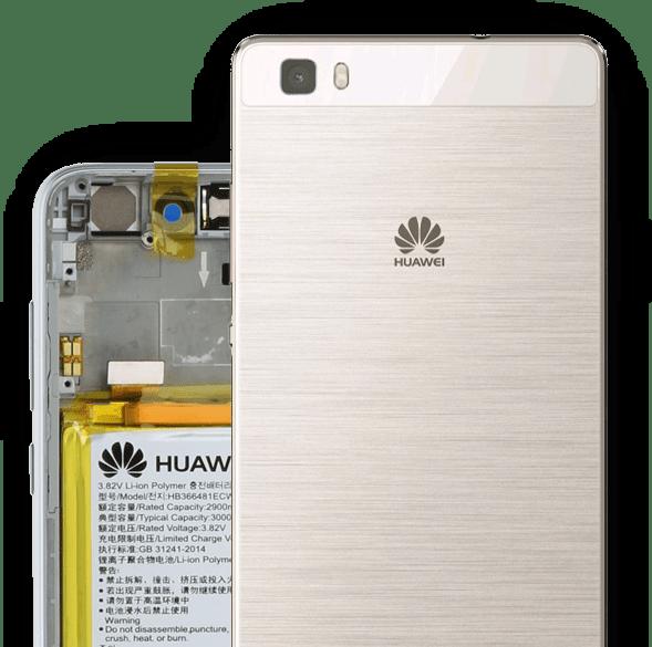 Huawei akkumulátor csere