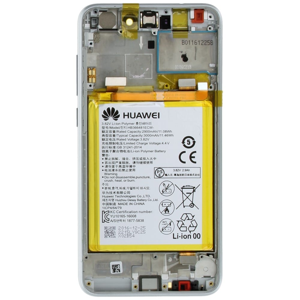 Huawei telefon akkumulátor csere