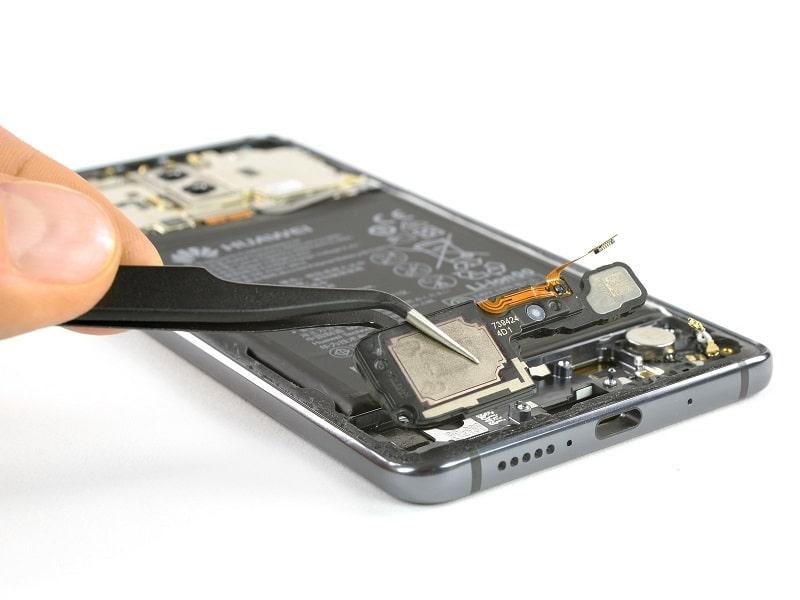 Huawei Mate 10 Lite hangszóró csere