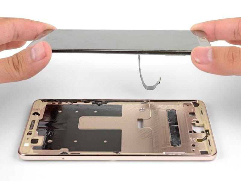 Huawei Mate 10 kijelző csere