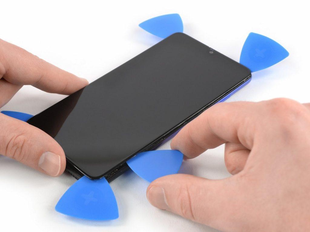 Huawei Mate 20 Lite kijelző csere