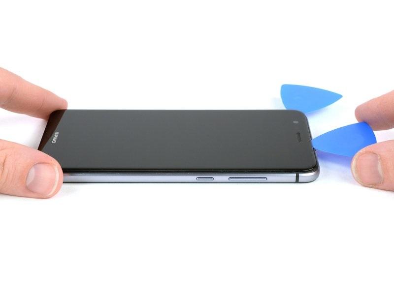Huawei P10 Lite kijelző csere