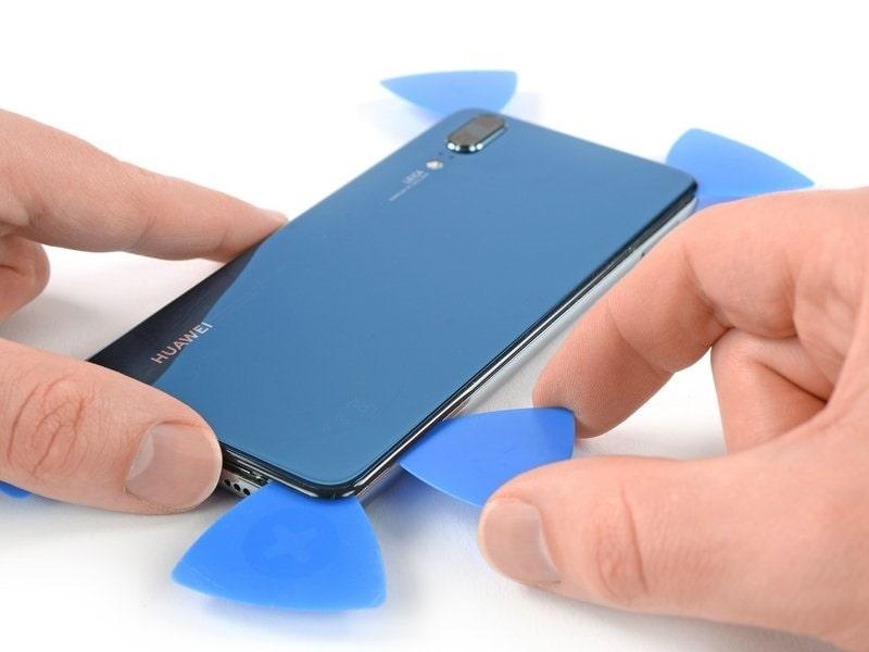 Huawei P20 Lite hátlap csere