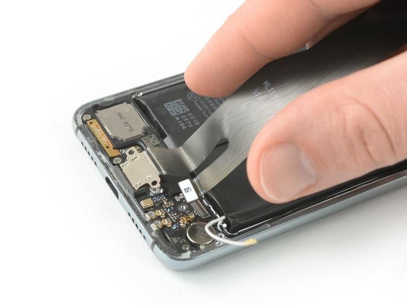 Huawei P20 Lite USB csere
