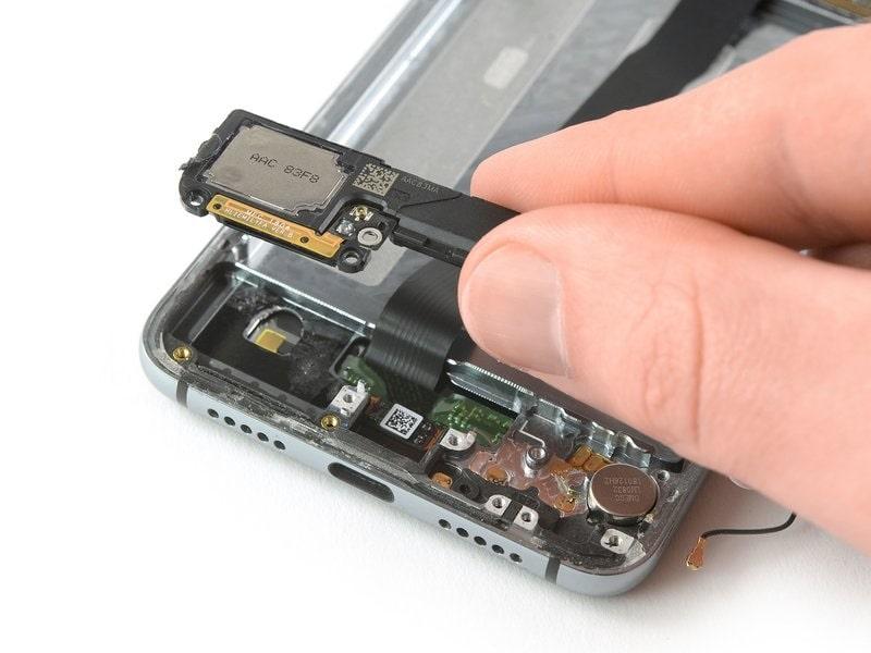 Huawei P20 hangszóró csere