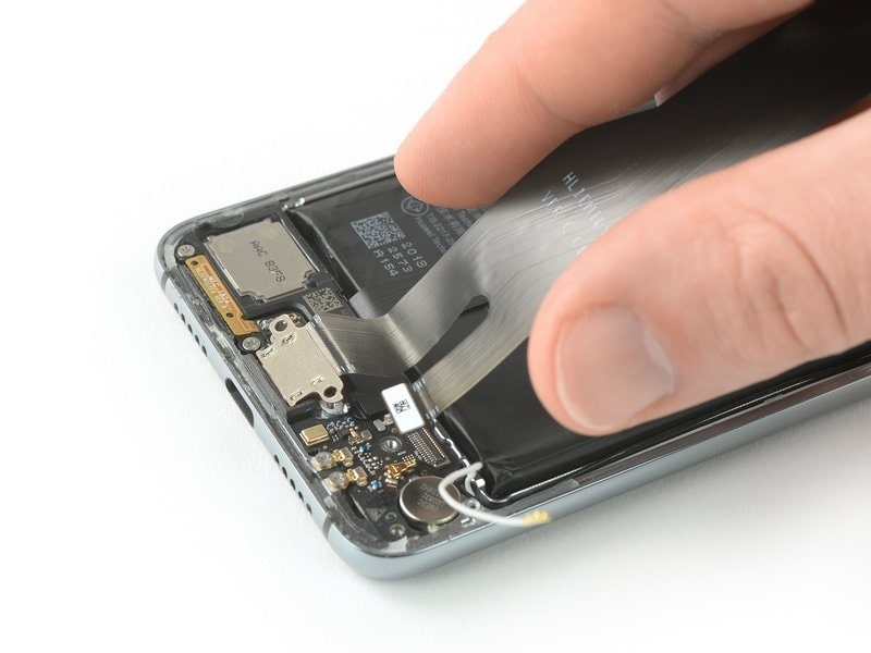 Huawei P20 usb csere