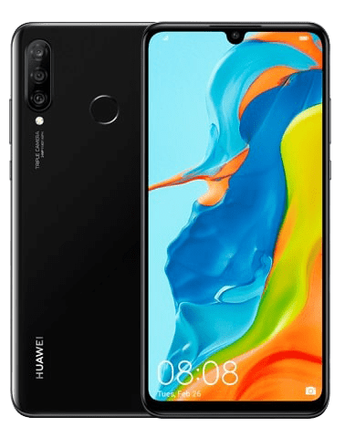 Huawei P30 Lite szerviz árak