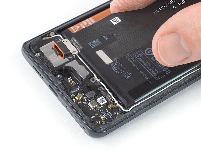 Huawei Y6 Pro USB csere