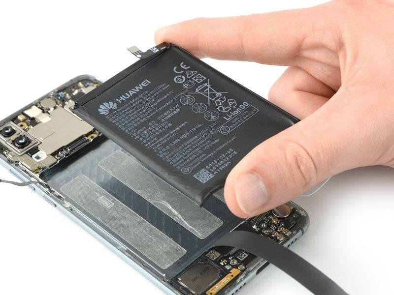 Huawei Y6 akkumulátor csere