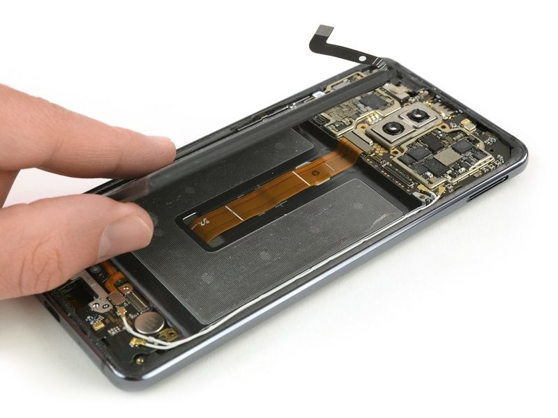 Huawei Mate 10 Lite akkumulátor csere