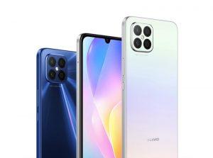 Bemutatkozott a Huawei Nova 8 SE: 5G támogatás a középkategóriában is