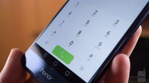 Hívásképernyő-hibák és megoldásuk Huawei okostelefonokon