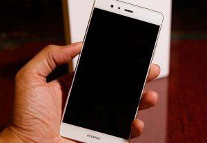 Huawei nem kapcsol be