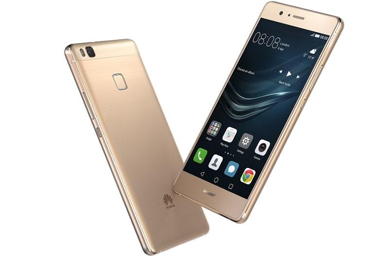 Huawei P9 Lite bemutató
