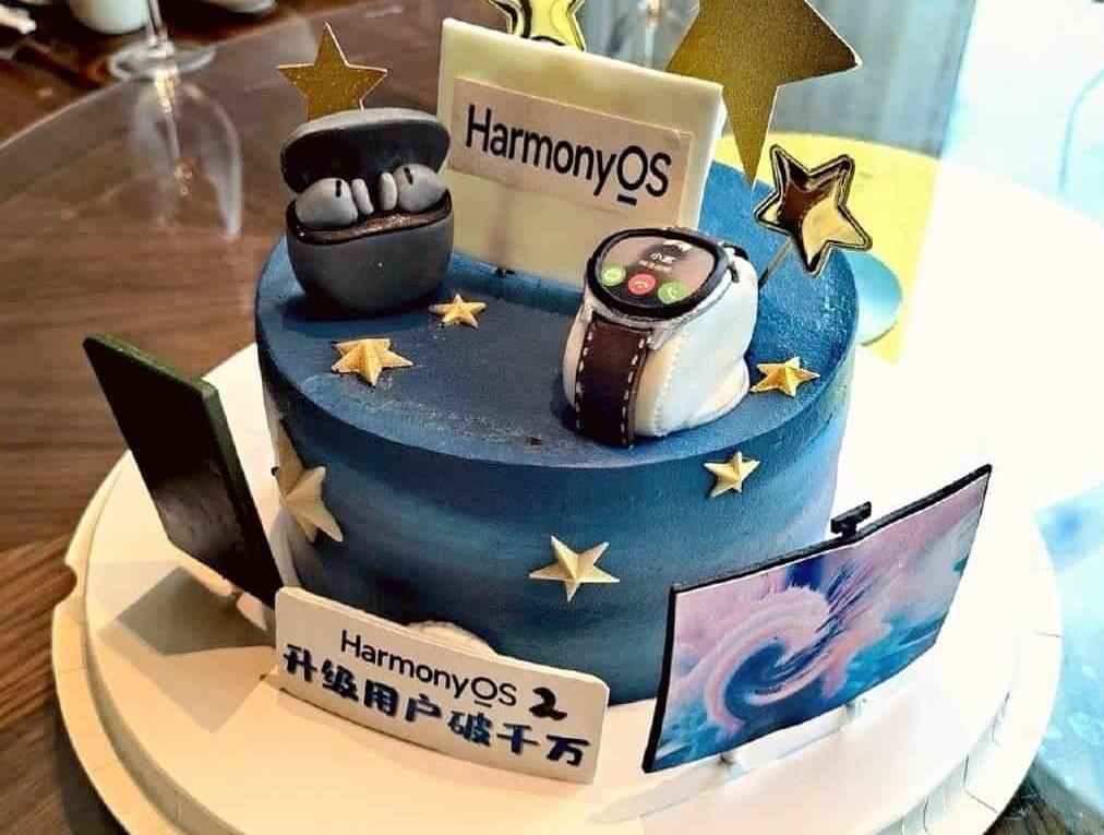 10 millió HarmonyOS felhasználó