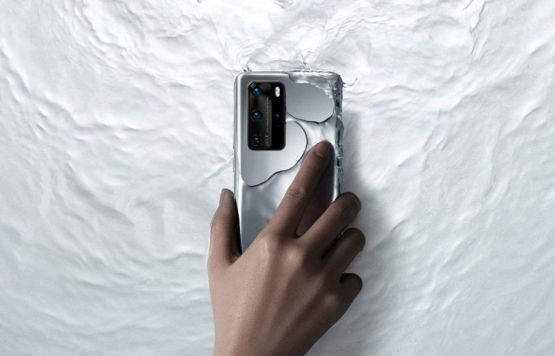 Huawei telefon beázás